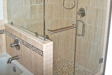 Bathroom Mirrors Richmond Va richmond shower doors | frameless showers