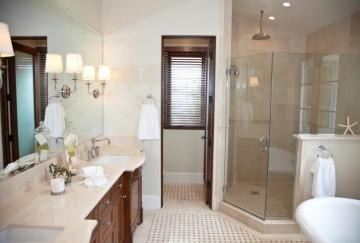 Richmond shower doors frameless showers for Bathroom interior design richmond va