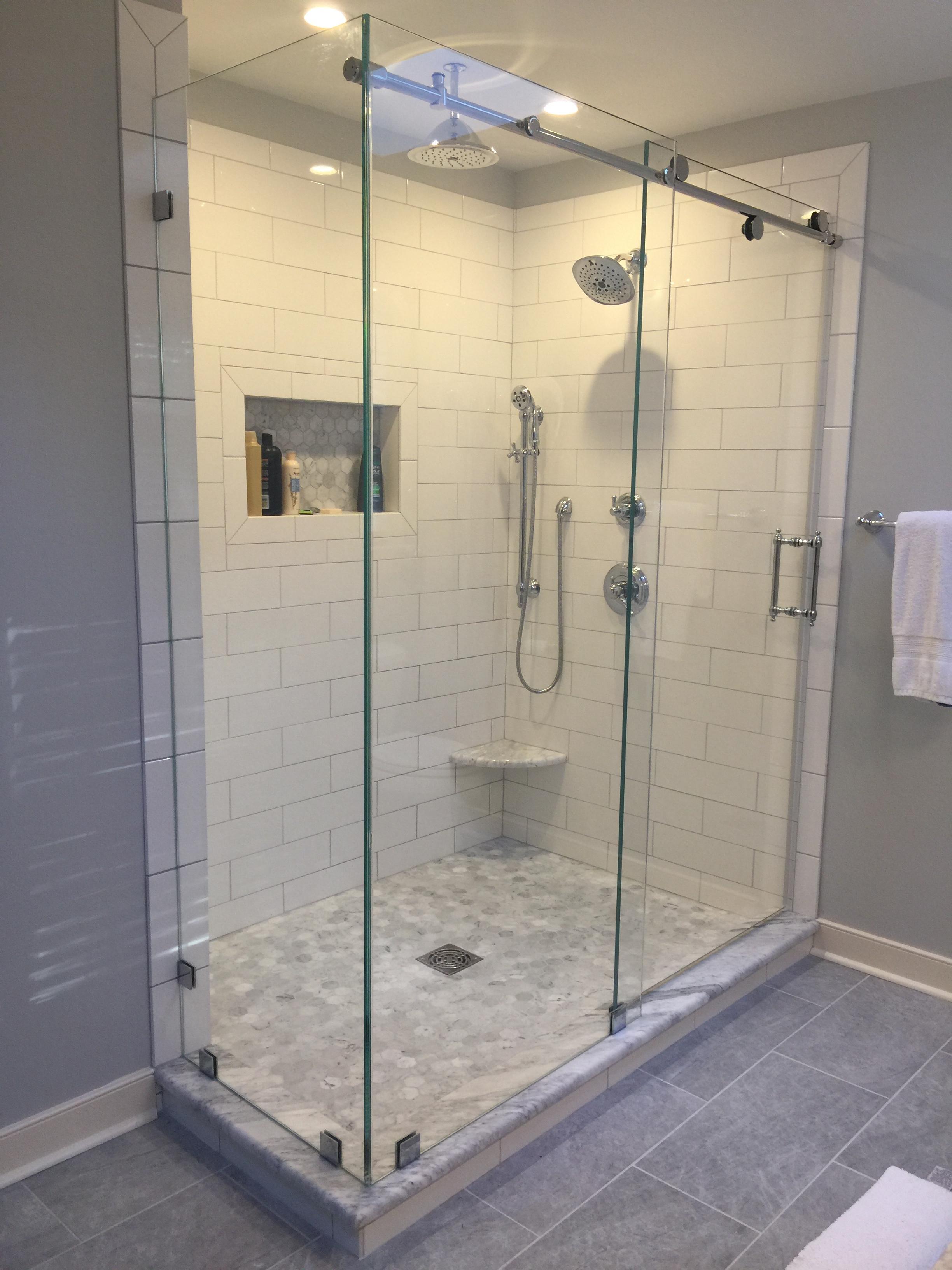 Frameless Shower Ideas | Glass Shower Photos | Richmond