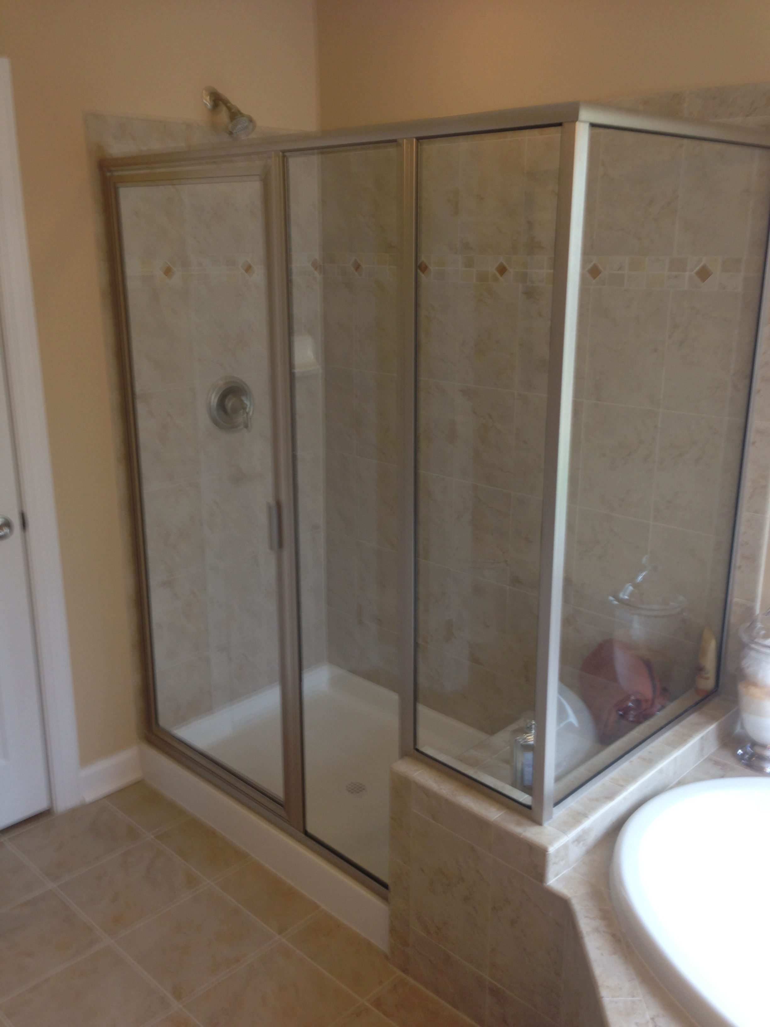 Frameless Shower Ideas Glass Shower Photos Richmond Shower Doors