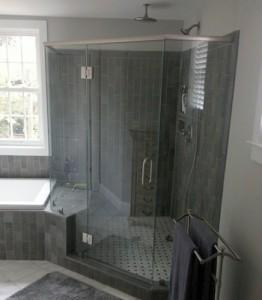 Unique Tiles Dominate Bathroom Design Trends
