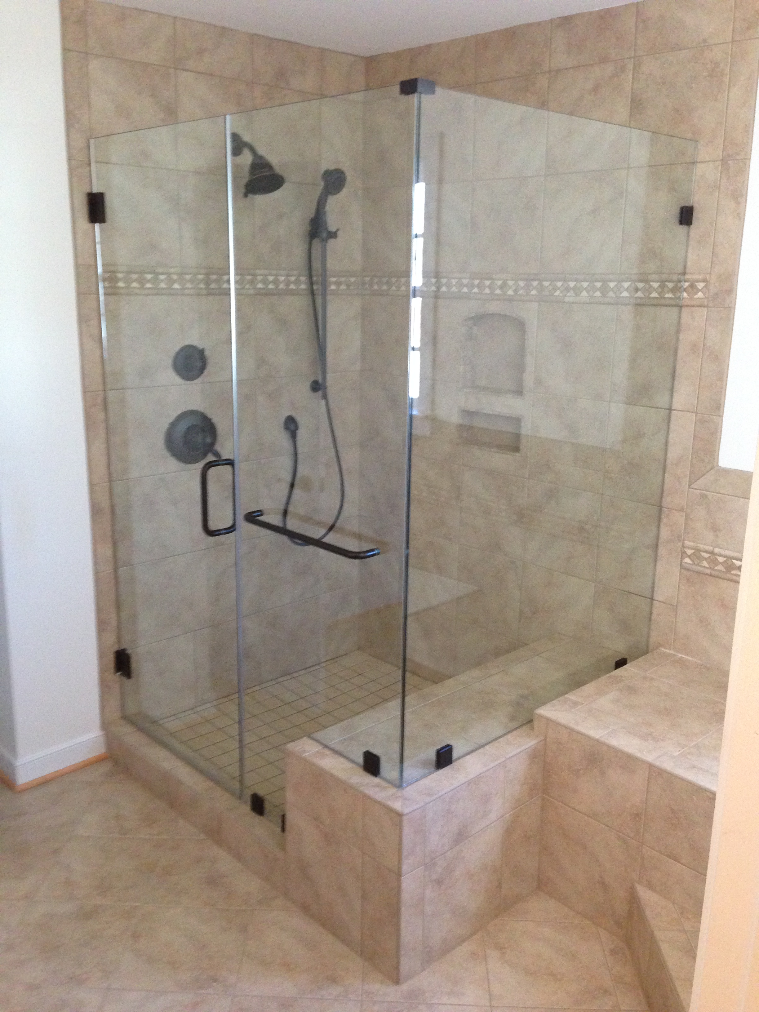 Shower Door Showroom | RSD&M | Richmond Shower Doors And More